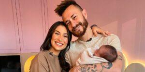 Bianca Andrade e Fred são pais do pequeno Cris (foto: Reprodução)