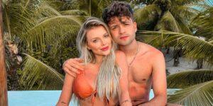 Carol Bresolin e o youtuber Joãozinho não estão mais juntos (foto: Reprodução)