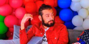 Cartolouco ficou conhecido como repórter esportivo da Globo (foto: Reprodução)