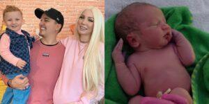 Nikki é o segundo filho de Christian Figueiredo e Zoo (foto: Reprodução)