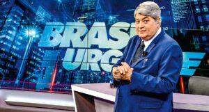 Datena causou ciúmes entre narradores esportivos da Band (foto: Divulgação/Band)