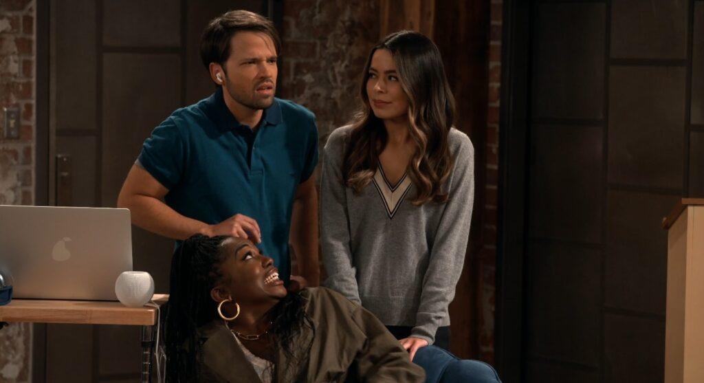 Nova temporada de iCarly não sabe qual é o seu público alvo (foto: Divulgação/Paramount)