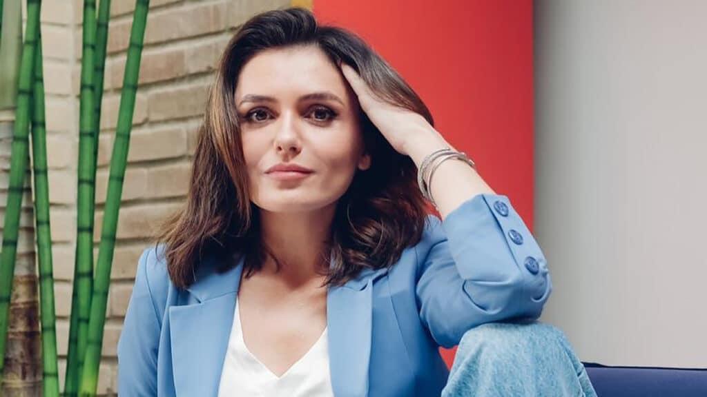 Monica Iozzi será a protagonista de Novela, produção local original da Amazon (foto: Reprodução)