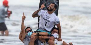 Italo Ferreira ganhou homenagem curiosa do setor esportivo da Globo (foto: Divulgação)