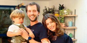 Ju Ferraz e Victor Brunetti serão pais pela segunda vez (foto: Reprodução)