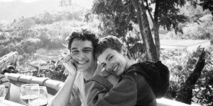 Jullio Reis é o atual namorado da cantora Manu Gavassi (foto: Reprodução)