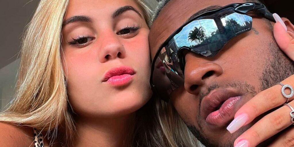 Lara Jucá e Orochi decidiram terminar relacionamento de novo (foto: Reprodução)