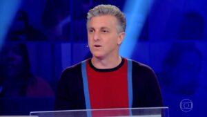 Luciano Huck estreará nos domingos com alavanca de Brasil x Argentina (foto: Reprodução/TV Globo)