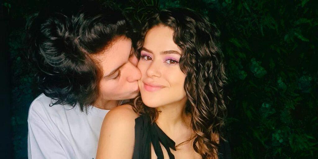 Maisa Silva e Nicholas Arashiro estão juntos há quase quatro anos (foto: Reprodução)