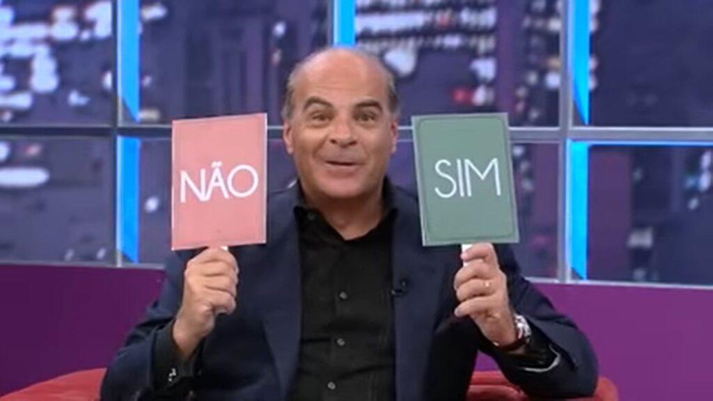 Marcelo de Carvalho é apresentador e vice-presidente da RedeTV! (foto: Reprodução/RedeTV!)