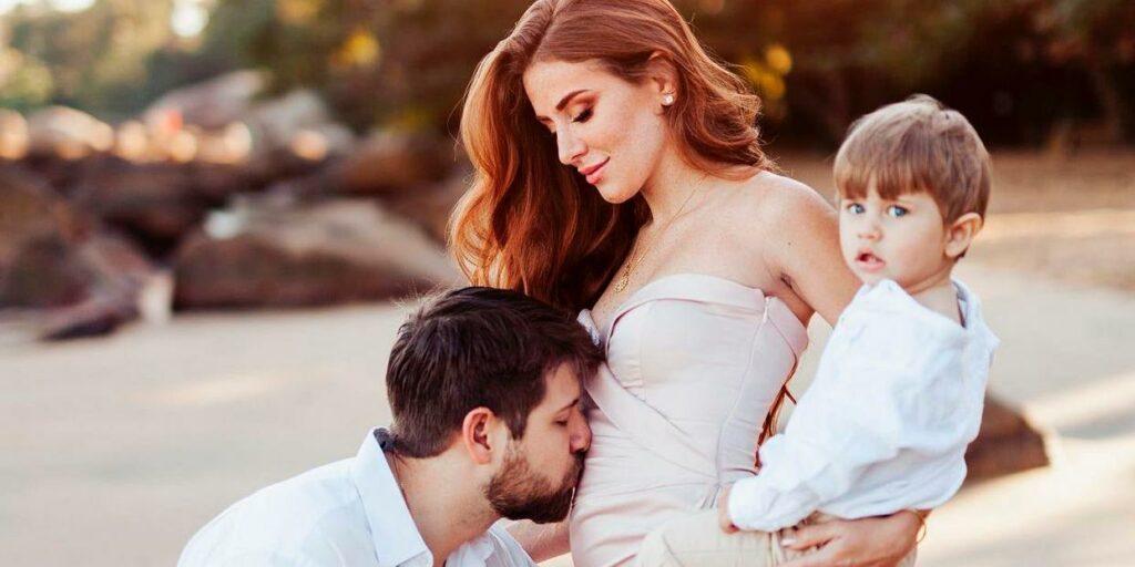 Mari Maria está esperando o seu segundo filho (foto: Reprodução)