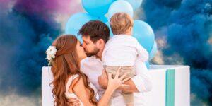 Mari Maria e Rudy Rocha vão ser pais de mais um menino (foto: Reprodução)
