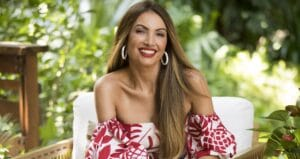 Patrícia Poeta deverá ganhar programa diário na Globo em 2022 (foto: João Miguel Júnior/TV Globo)