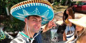 Pedro Rezende acabou despejado de casa alugada no México (foto: Reprodução)