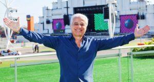 Roberto Medina é o criador do Rock in Rio, um dos principais festivais de música do mundo (foto: Divulgação)