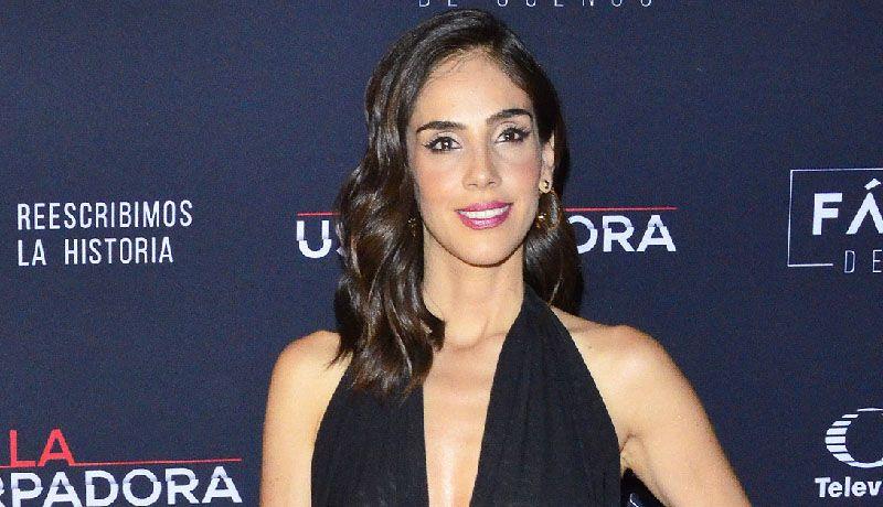 Sandra Echeverría é a protagonista da nova versão de A Usurpadora, que será exibida pelo SBT (foto: Divulgação/Televisa)