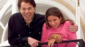 Silvio Santos e Patricia Abravanel foram sequestrados em 2001 (foto: Reprodução)