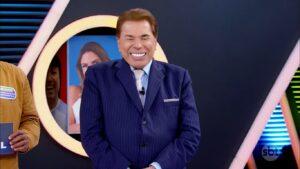 Silvio Santos em episódio do Pra Ganhar é Só Rodar: exibição suspensa (foto: Reprodução/SBT)