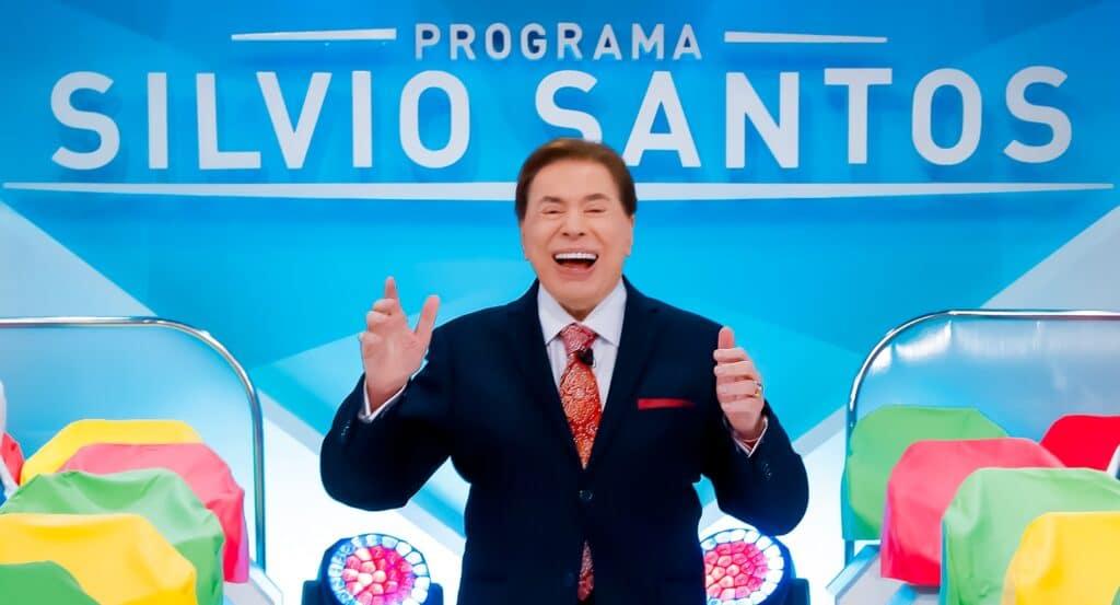 Programa Silvio Santos ganhou edições inéditas após 20 meses com reprises (foto: Lourival Ribeiro/SBT)