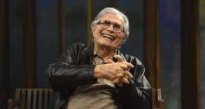 Tarcísio Meira morreu aos 85 anos, vítima de Covid-19 (foto: Divulgação/TV Globo)