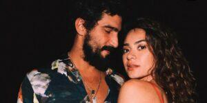Thaila Ayala e Renato Góes estão esperando seu primeiro filho (foto: Reprodução)