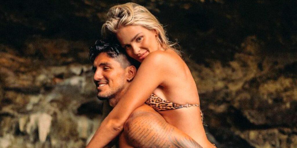 Yasmin Brunet e Gabriel Medina foram cancelados após polêmicas (foto: Reprodução)