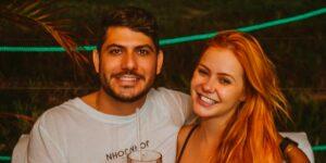 Yugnir Ângelo e Mirela Janis não estão mais juntos (foto: Reprodução)