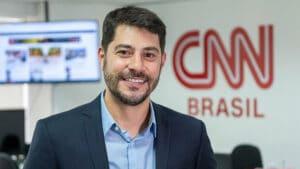 CNN Brasil demitiu o jornalista Evaristo Costa (foto: Reprodução)