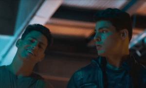 Cauã Reymond interpretará gêmeos em Um Lugar ao Sol; equipe da novela está com ciúmes do tratamento dado ao remake de Pantanal (foto: Globo/Reprodução)