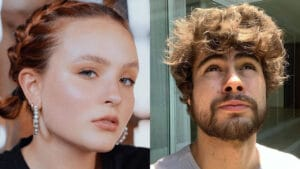 Larissa Manoela e Rafa Vitti serão os protagonistas de Além da Ilusão (foto: Reprodução)