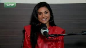 Mileide Mihaile é ex-mulher do cantor Wesley Safadão (foto: Reprodução/Record)
