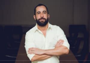 Band nega que tenha projetos em desenvolvimento com Thiago Garcia (foto: Reprodução)