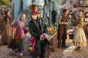 Alice Através do Espelho é o filme da Sessão da Tarde desta sexta-feira (foto: Reprodução)