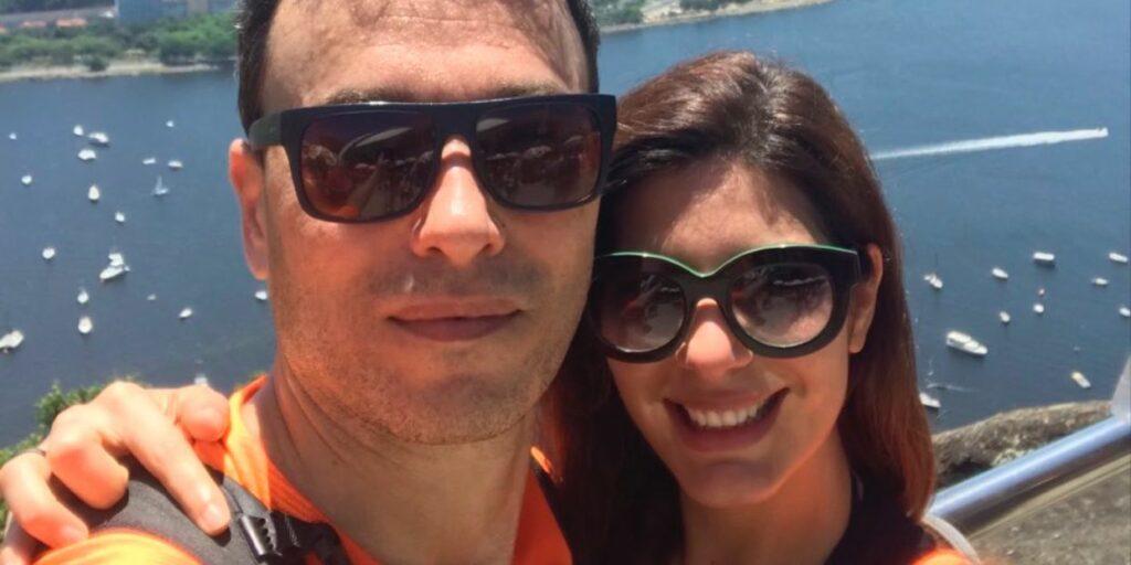 André Rizek e Andréia Sadi decidiram tirar dúvidas dos internautas (foto: Reprodução)
