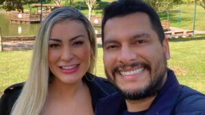 Andressa Urach e Thiago Lopes não estão mais juntos (foto: Reprodução)
