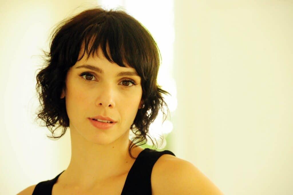 Débora Falabella fez participação na reta final de Ti Ti Ti (foto: Globo/João Miguel Júnior)