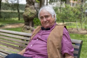Luis Gustavo morreu aos 87 anos em decorrência de complicações por conta de um câncer (foto: Globo/Marília Cabral)
