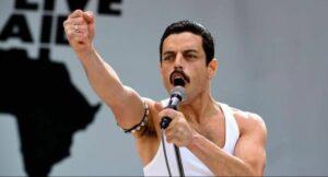 Globo contará a história de Freddie Mercury no Cinema Especial desta quarta (foto: Reprodução)