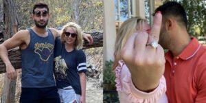 Britney Spears e Sam Asghari vão se casar (foto: Reprodução)