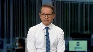 Carlos Tramontina é o âncora do SP2: telejornais locais da Globo terão edição antes de Malhação (foto: Reprodução/TV Globo)