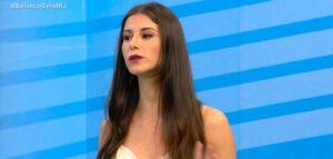 Dani Moreno interpretou Aolibama na novela Gênesis (foto: Reprodução/Record)