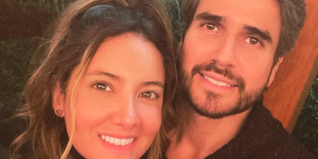 Galã das novelas mexicanas do SBT, Daniel Arenas engatou namoro com Daniella Alvarez (foto: Reprodução)