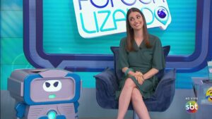 Silvio Santos ordenou que o Fofobyte voltasse ao Fofocalizando (foto: Reprodução/SBT)