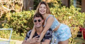 GKay e Pedro Rezende tiveram affair que terminou com polêmica (foto: Reprodução)