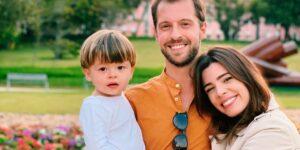 Ju Ferraz será mãe de mais um menino (foto: Reprodução)