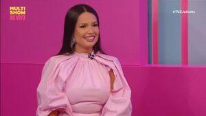 Juliette teve boa audiência em seu primeiro dia no TVZ (foto: Reprodução/Multishow)