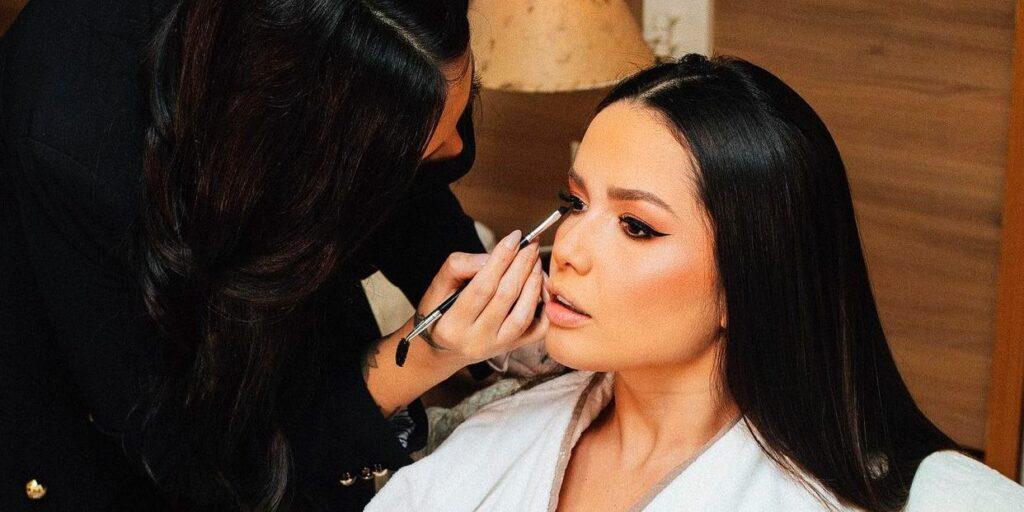 Paixão de Juliette pelo universo da maquiagem já se destacava dentro do reality da Globo (foto: Reprodução)