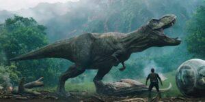 Jurassic World: Reino Ameaçado é o filme da Tela Quente desta segunda-feira (foto: Reprodução)
