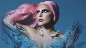 Chromatica marcou a volta de Lady Gaga ao pop (foto: Divulgação)