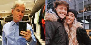 Márcio Poncio voltou a lembrar traições de Saulo Poncio e Gabi Brandt (foto: Reprodução)